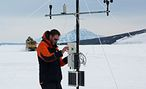 Investigating the Antarctic ozone hole