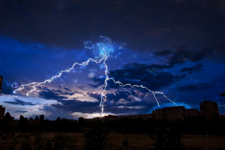 Lightning Sciencelearn Hub